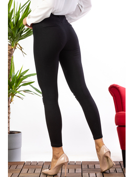 Pantaloni Dama Marly Negru
