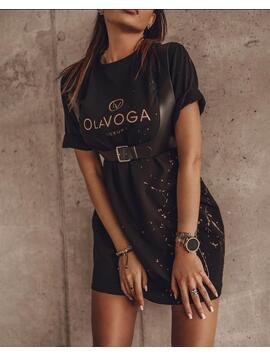 Rochie Dama OlaVogass Negru