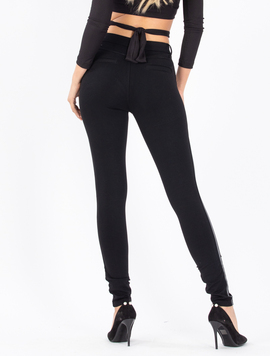 Pantaloni Dama Biffes Negru