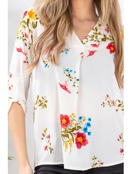 Bluza Dama Whelan Alb