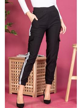 Pantaloni Dama Vontys Negru