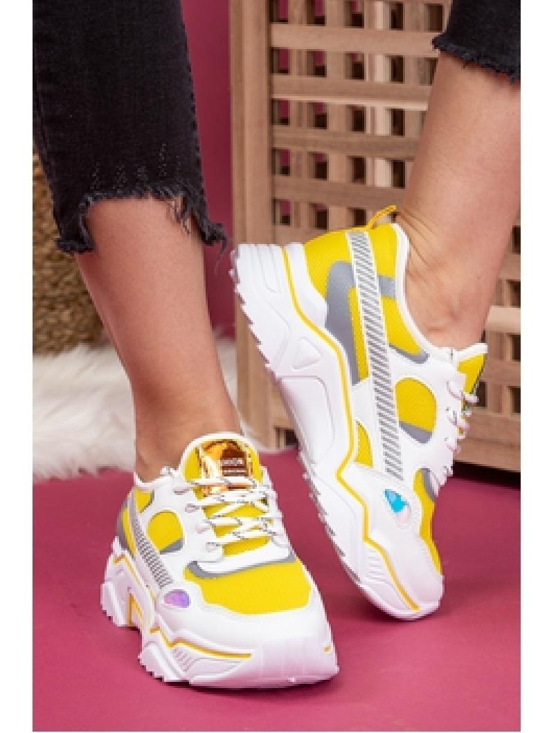 Adidasi Dama YellowSports Galben