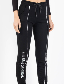 Pantaloni Dama Rosalyn Negru