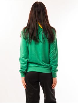 Bluza Dama Sport Cu Nasturi Falsi Monday Verde