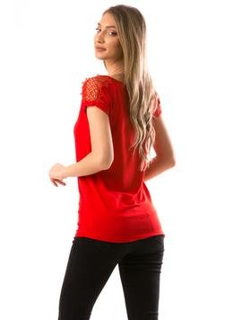 Bluza Dama DDant Rosu