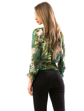 Bluza Dama Ire12 Verde