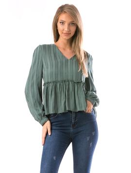 Bluza Dama Bertvy10 Verde