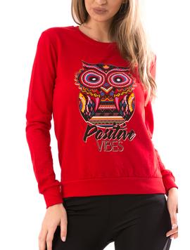 Bluza Dama ArbySport90 Rosu