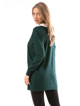 Pulover Dama NertyOsy Verde