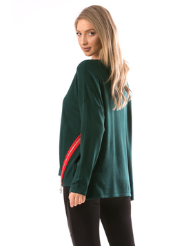 Pulover Dama Tershy10 Verde