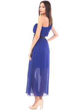 Rochie Dama BlackMiddle12 Albastru