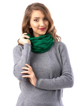 Fular Dama WinterisComin Verde