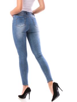 Jeans Dama MarvySeven15 Bleumarin