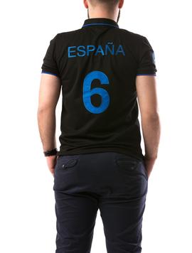 Tricou Barbatesc ElAlejandro Negru