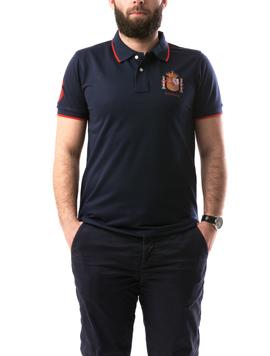 Tricou Barbatesc ElAlejandro Bleumarin