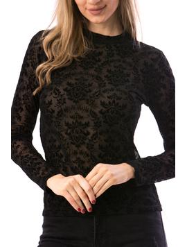 Bluza Dama ImpriBlock89 Negru