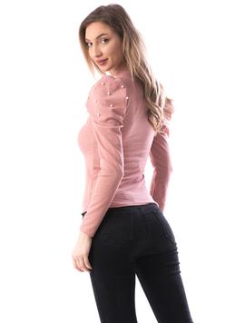 Bluza Dama Perlys100 Roz