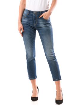 Jeans Dama ExBoyfriend Albastru