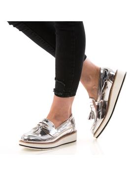 Pantofi Dama HotStep Silver