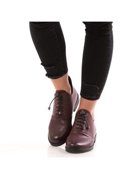 Pantofi Dama LongBack Grena