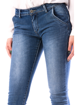 Jeans Dama Tynsty567 Bleumarin