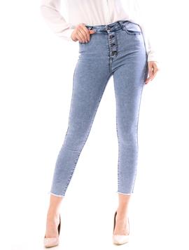 Jeans Dama Je54 Bleu