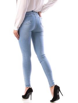 Jeans Dama LjyTwo10 Bleu