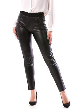 Pantaloni Dama SmplBlack786 Negru