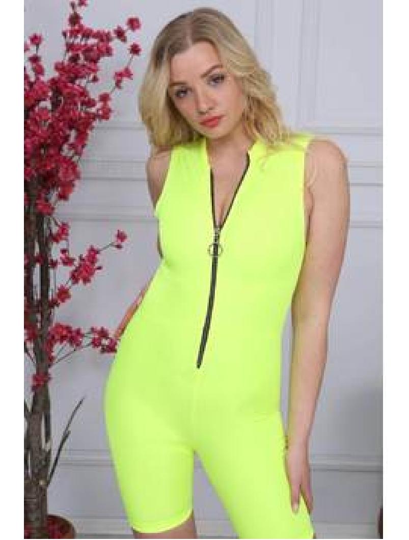 Combinezon Dama PrettyFy Verde