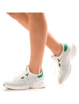 Adidasi Dama RunForFree Alb