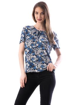 Bluza Dama MerxtyZX161 Alb
