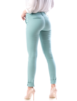 Jeans Dama Tzy145 Vernil