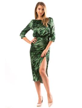 Rochie Dama MEntyMey Verde