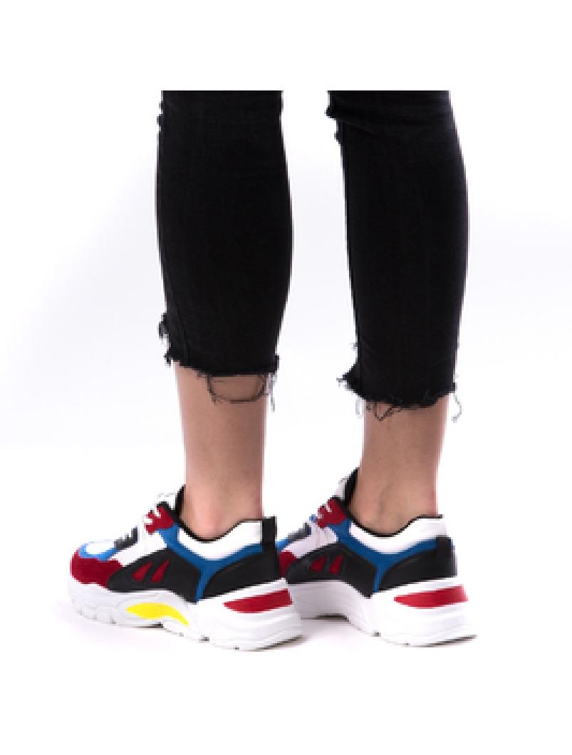 Adidasi Dama HiSpring32 Alb