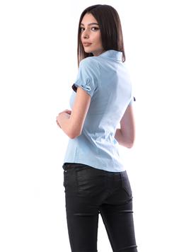Camasa Dama OneThe09 Bleu