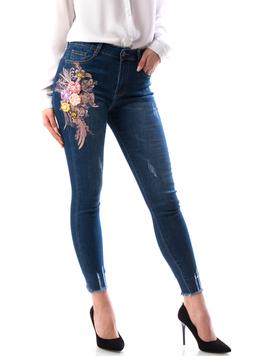 Jeans Dama RightYtg12 Bleumarin