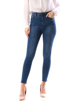 Jeans Dama Xrb106 Bleumarin