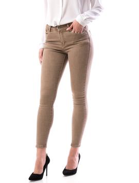 Jeans Dama Crz178 Bej