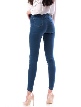 Jeans Dama PezSimple190 Bleumarin
