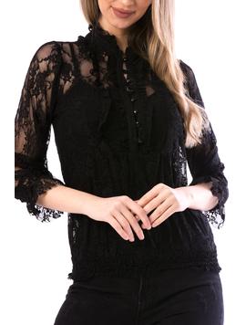 Bluza Dama TwoTr19 Negru