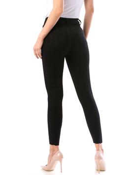 Jeans Dama Skt18 Negru