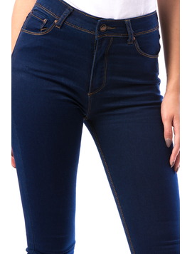 Jeans Dama Try16 Bleumarin
