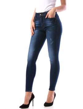 Jeans Dama Jkh18 Bleumarin