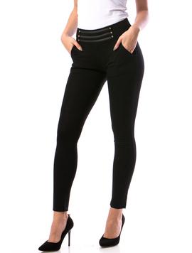 Pantaloni Dama ThreeLines18 Negru