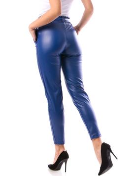 Pantaloni Dama GhjTy17 Albastru