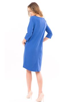 Rochie Dama BaggyColor Albastru