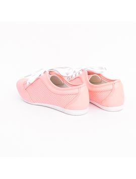 Pantofi Dama Cu Siret Transformers Roz