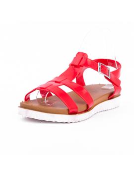 Sandale Dama Picos Rosii
