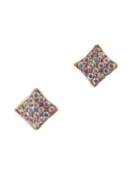 Cercei Patrati Multicolori