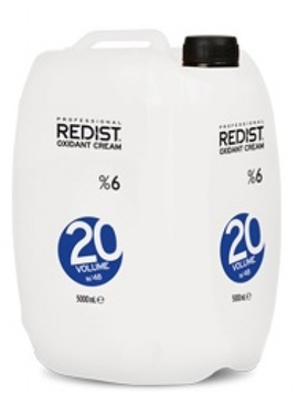 Crema Oxidanta profesionala 20 pentru par 6 la suta - 5000 ml